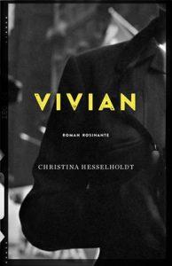 Buchcover Christina Hesselholdt Vivian