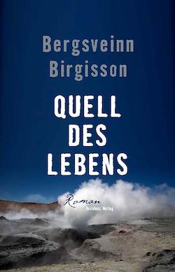 Cover des Bucsh Quell des Lebens von Bergsveinn Birgisson