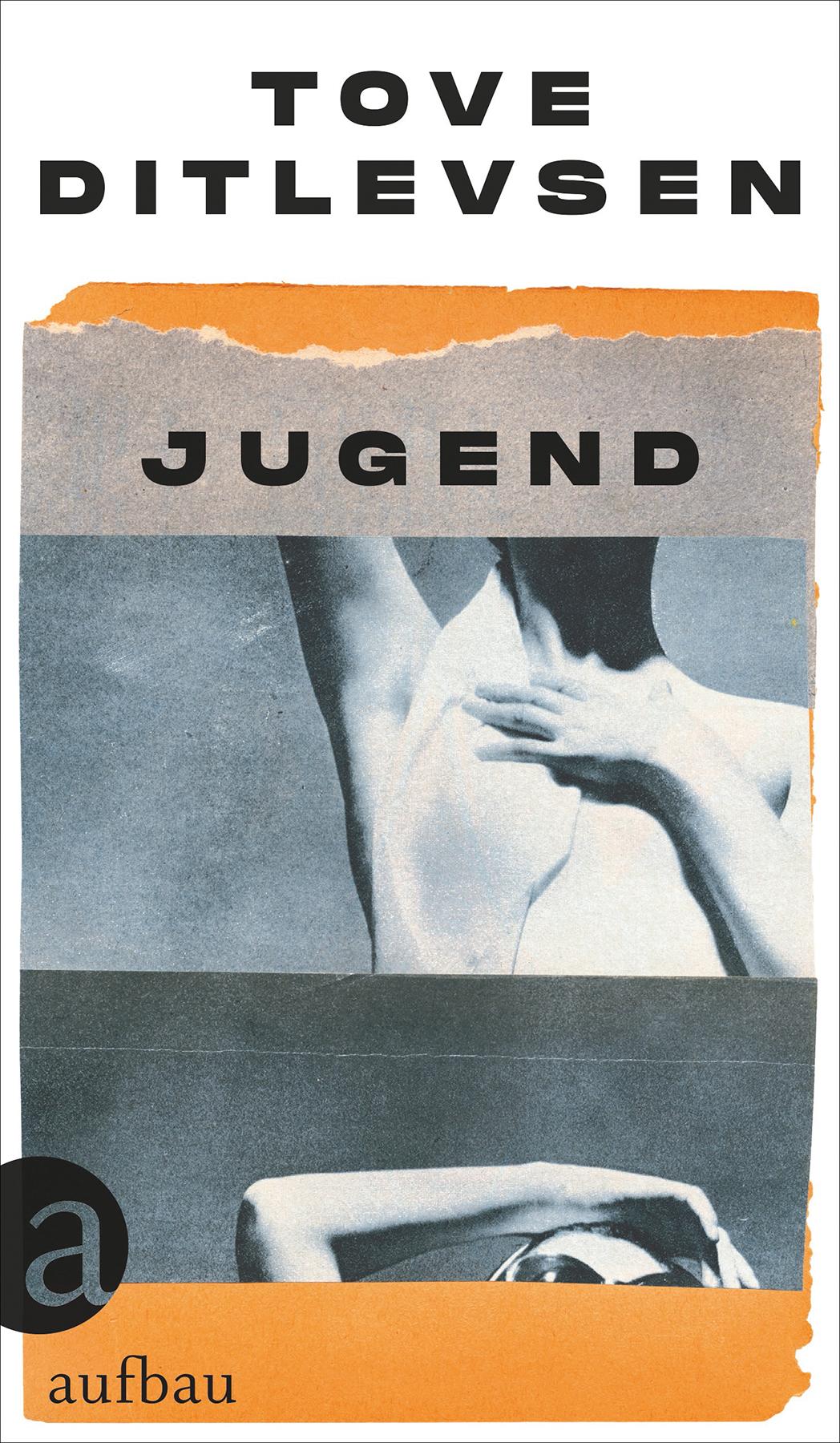 "Cover von Tove Ditlevsens Roman ""Jugend"""