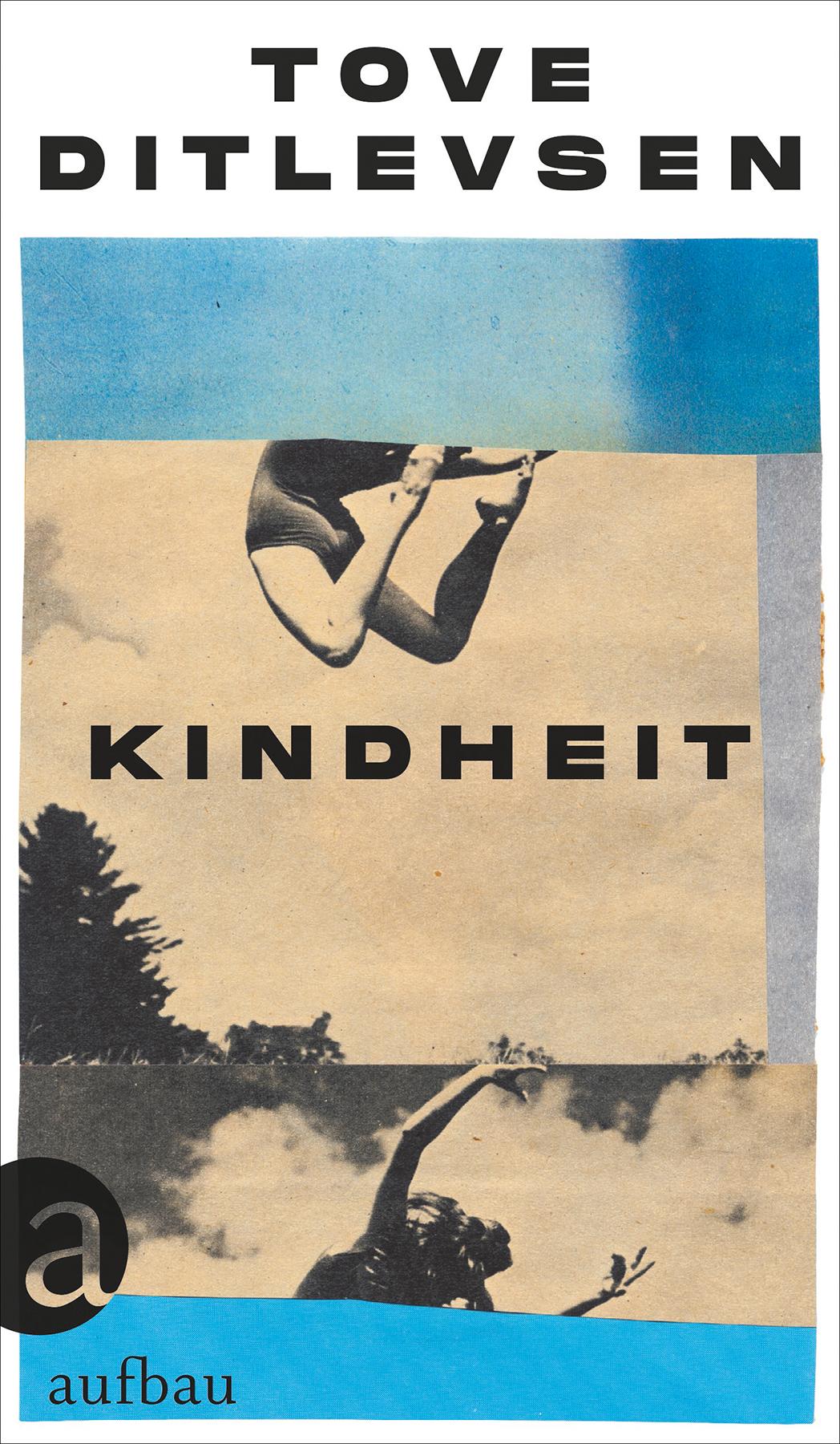 """Cover von Tove Ditlevsens Roman """"Kindheit"""""""