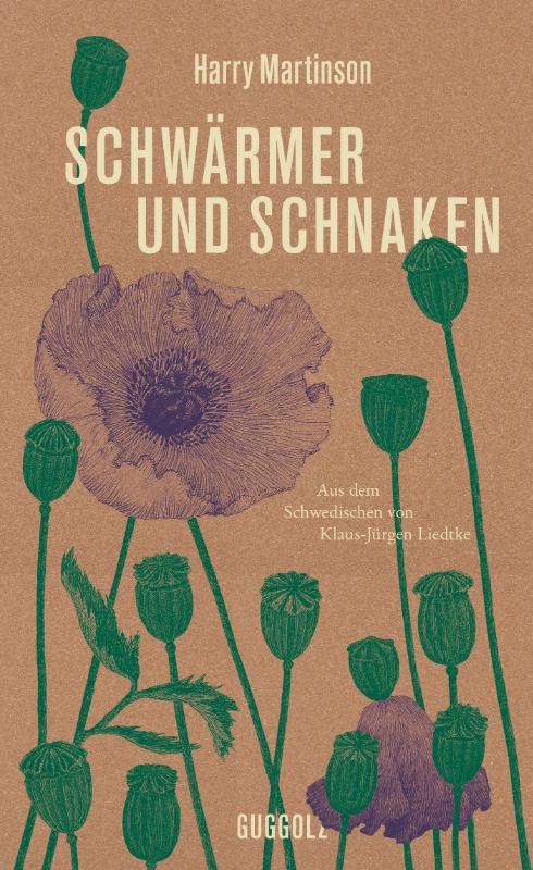 """Cover von Harry Martinsons Roman """"Schwärmer und Schnaken"""""""