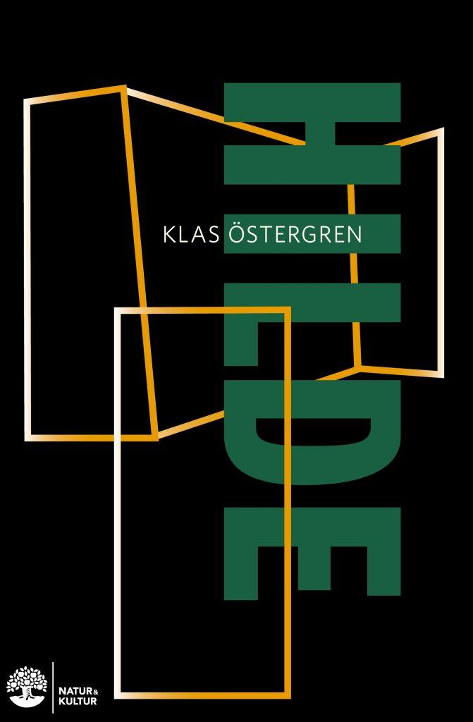 """Cover des Romans """"Hilde"""" von Klas Östergren"""